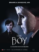 Affiche The Boy : La Malédiction de Brahms