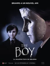 Affiche The Boy : La malédiction de Brahms