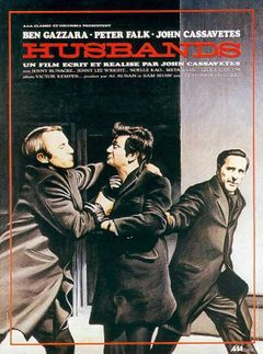Affiche Husbands
