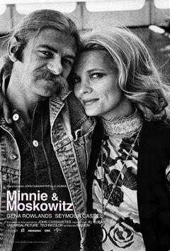 Affiche Minnie et Moskowitz