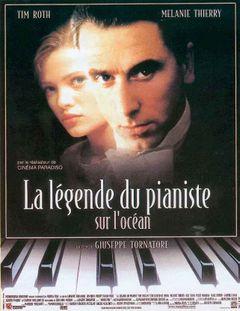 Affiche La Légende du pianiste sur l'océan