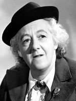 Photo Margaret Rutherford