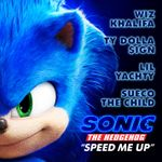 """Pochette Speed Me Up (from """"Sonic the Hedgehog"""") (OST)"""