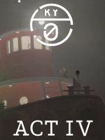 Jaquette Kentucky Route Zero : Acte 4