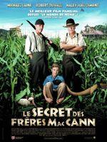 Affiche Le Secret des frères McCann