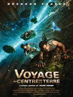 Affiche Voyage au centre de la Terre 3D