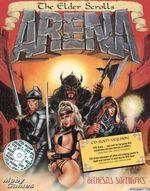 Jaquette The Elder Scrolls : Arena