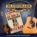 Pochette Bluegrass 1971 (Live)