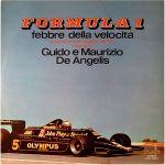 Pochette Formula 1, Febbre Della Velocità (Colonna Sonora Originale Del Film)