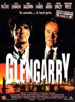 Affiche Glengarry