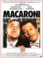 Affiche Macaroni