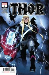 Couverture Thor (2020 - Present)