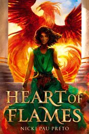 Couverture Heart of Flames