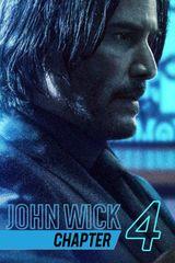 Affiche John Wick 4