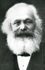 Photo Karl Marx