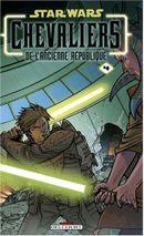 Couverture L'Invasion de Taris - Star Wars : Chevaliers de l'Ancienne République, tome 4