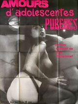Affiche Amours d'adolescentes pubères
