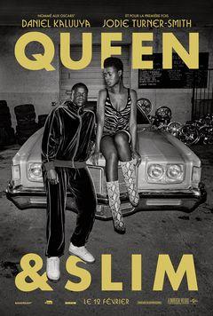 Affiche Queen & Slim
