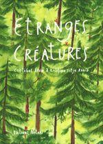 Affiche Etranges créatures