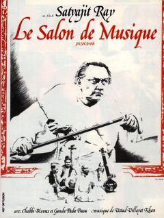 Affiche Le Salon de musique