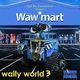 Pochette Wally World 3 (EP)