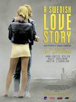 Affiche Une histoire d'amour suédoise