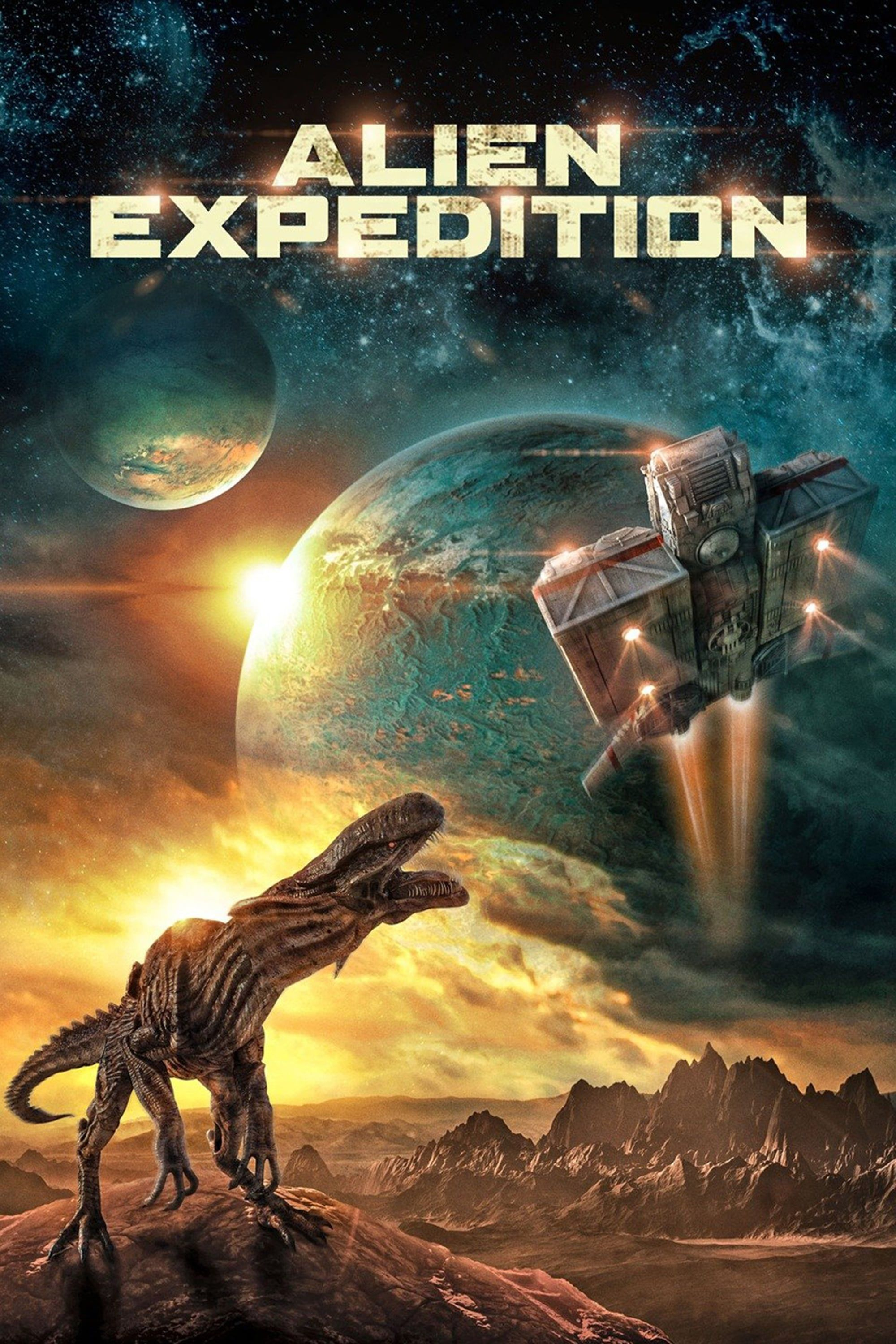 alien expedition - voyage into fear