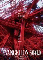 Affiche Evangelion: 3.0 + 1.0