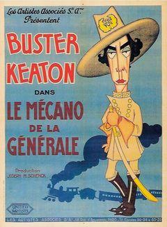 Affiche Le Mécano de la Générale