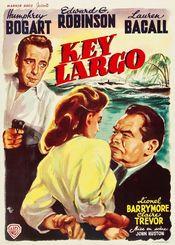 Affiche Key Largo