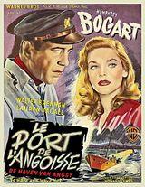 Affiche Le Port de l'angoisse