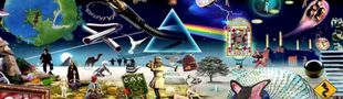 Cover Les meilleurs morceaux de rock progressif