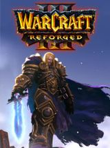 Jaquette Warcraft III : Reforged