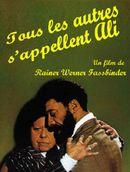 Affiche Tous les autres s'appellent Ali
