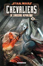 Couverture Démon - Star Wars : Chevaliers de l'Ancienne République, tome 8