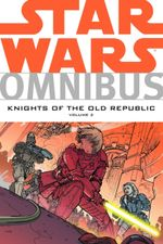 Couverture Star Wars Omnibus: Knights of the Old Republic, Volume 2