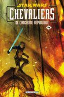 Couverture Le Dernier Combat - Star Wars : Chevaliers de l'Ancienne République, tome 9