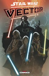 Couverture Star Wars : Vector, tome 1