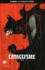 Couverture Cataclysme (1re partie) - La Légende de Batman, tome 61