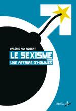 Couverture Le Sexisme