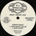 Pochette Fusion Dance (Single)