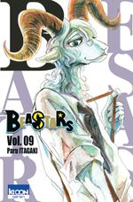 Couverture Beastars, tome 9