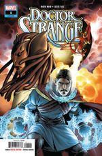 Couverture Doctor Strange (2018 - Present)