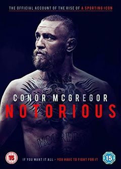Affiche Conor McGregor: Notorious
