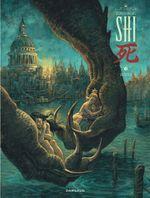 Couverture Victoria - Shi, tome 4