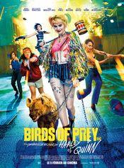Affiche Birds of Prey (et la Fantabuleuse Histoire de Harley Quinn)