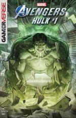 Couverture Marvel's Avengers: Hulk
