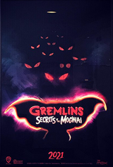 Affiche Gremlins: Secrets of the Mogwai