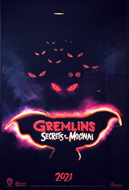 Gremlins: Secrets of the Mogwai - Dessin animé (2021) - SensCritique