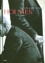 Couverture L'Adieu à Baker Street - Holmes, tome 1